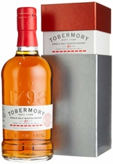 Tobermory Oloroso Finish 21 Jahre Vatted Malt Whisky (1 x 0.7 l) - 1