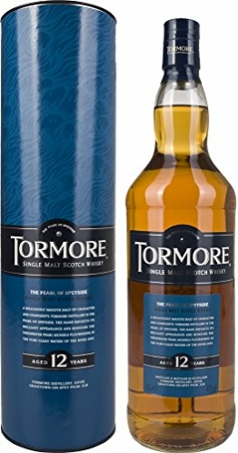 Tormore 12 Years Old mit Geschenkverpackung Whisky (1 x 1 l) - 1