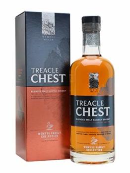 Treacle Chest 46%, 70cl - Wemyss Malts - Blended Malt Scotch Whisky - 1
