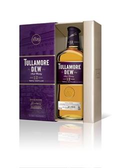 TullamoreD.E.W. Irish Whiskey 12 Jahre (1 x 0.7 l) - 1