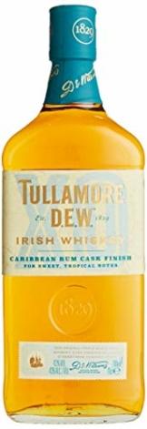 Tullamore Dew Caribbean Rum Cask Finish Whisky (1 x 0.7 l) - 1