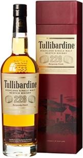 Tullibardine Burgundy Finish Whisky (1 x 0.7 l) - 1