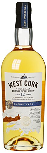 West Cork 12 Years Old Irish Whiskey Sherry Cask Finish Limited Release  (1 x 0.7 l) - 1