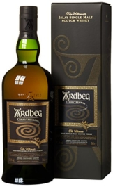 Whisky Ardbeg Corryvreckan Geschenkpackung, 1er Pack (1 x 0.7 l) - 1