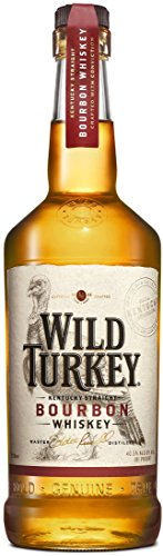 Wild Turkey Bourbon Whiskey (1 x 0.7 l) - 1
