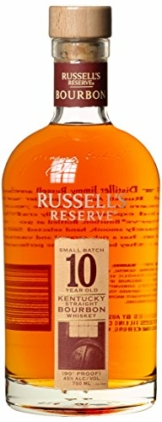 Wild Turkey Russell's Reserve 10 Years Old Whisky (1 x 0.75 l) - 1